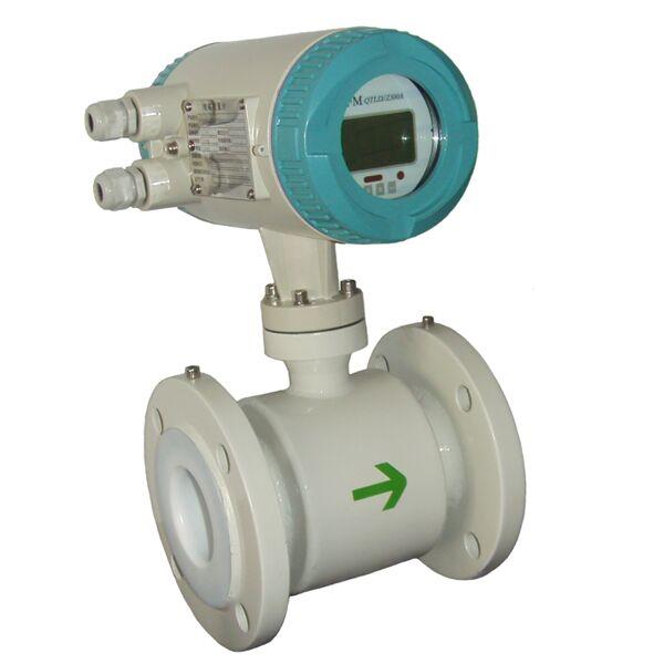 电磁流量计在污水流量测量中有什么优势